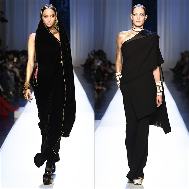 Jean Paul Gaultier And His Sari Obsession Became MyObsession!
